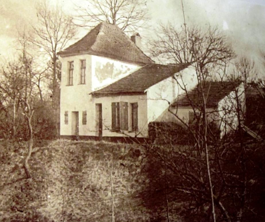 Erlangen-Platenhäuschen-historisch