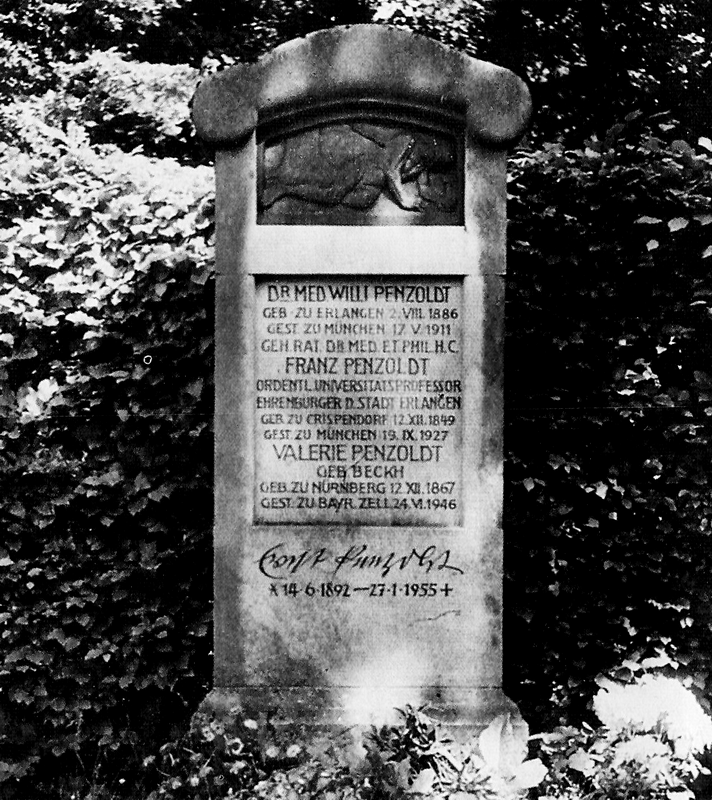 Ernst-Penzoldt-Grabstein800
