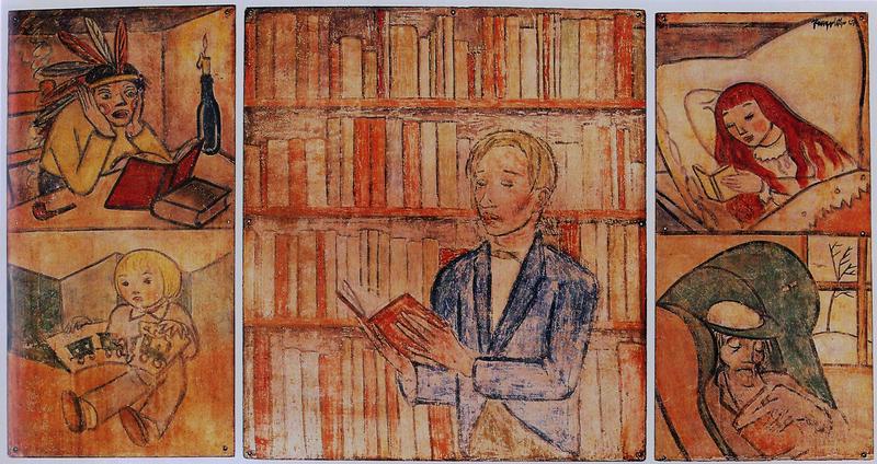 Ernst-Penzoldt-1925-28-Leser-Triptychon800
